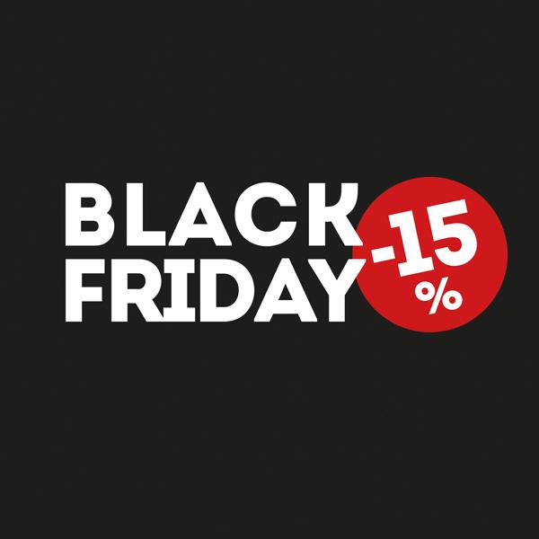 Arriba el Black Friday del 24 al 27 de novembre